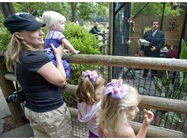 Frank Mickadeit at Santa Ana Zoo